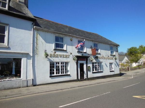 Princetown photo, The Prince of wales pub (c) Ian S