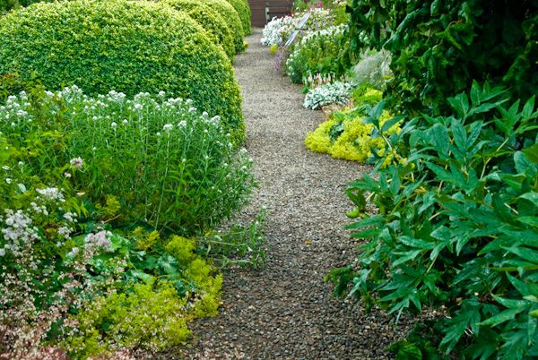 Priorwood Garden photo, A quiet garden path