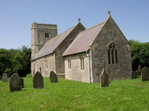 Puxton, Holy Saviour Church