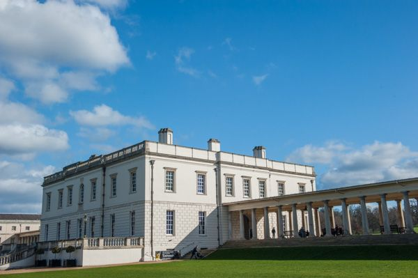 National Maritime Museum photo, Queen's House, Greenwich