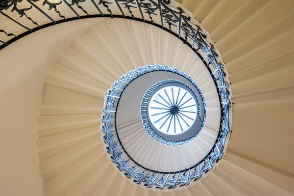 Queens House photo, The Tulip Stair at Queen's House