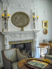 House interior, Quex Park