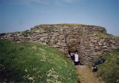 Quoyness Chambered Cairn