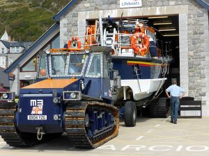Barmouth RNLI Lifeboat Museum