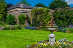 The walled garden