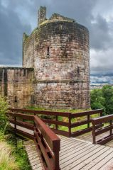 The best surviving 15th century round tower