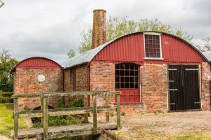 Polkey's Mill & Reedham Marshes Steam Engine House