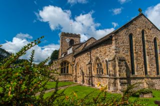 Ribchester, St Wilfrid's Church