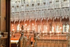 Ripon Cathedral, The choir