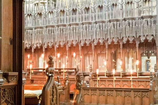 Ripon Cathedral photo, The choir