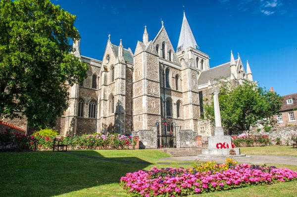 Rochester photo, Rochester Cathedral