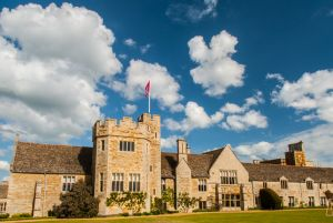 rockingham castle events
