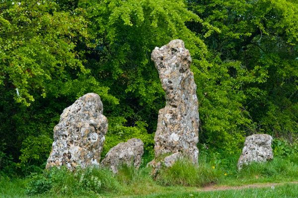 Rollright Stones photo, More standing stones