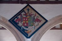 Funerary hatchment