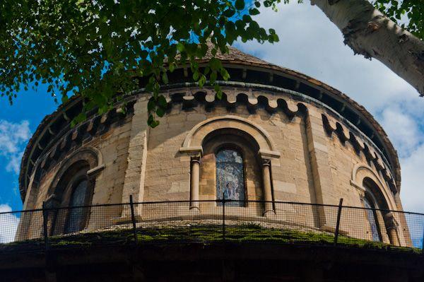 Cambridge Round Church Historic Cambridge Guide