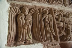 North capital frieze carvings
