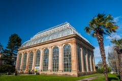Royal Botanic Garden, The Palm House