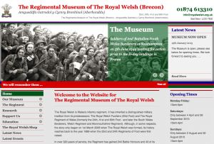Regimental Museum of The Royal Welsh