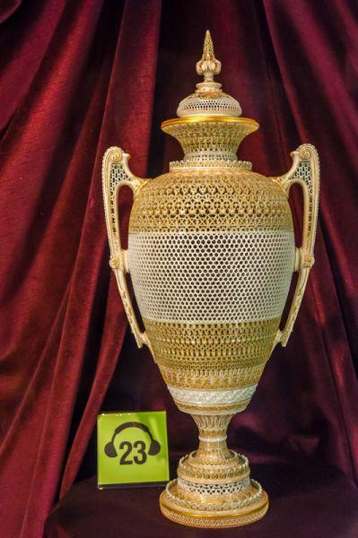 Museum Of Royal Worcester Porcelain Historic Worcester Guide