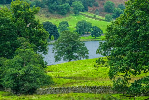 Rydal photo, Rydal Water