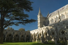 Salisbury Cathedral Gothic Architecture