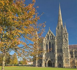 Medieval cathedrals in England, Salisbury to St Albans