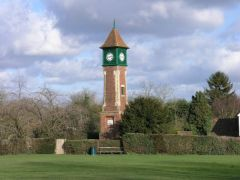 Sandhurst Clock Tower (c) Hywel Williams