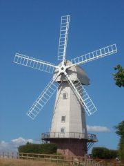 Sandhurst windmill (c) Michael Roots