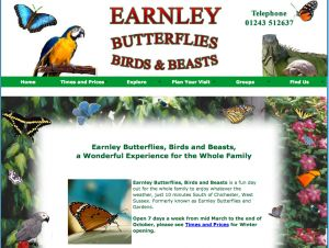 Earnley Butterflies and Gardens