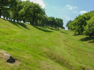 Antonine Wall, Seabegs Wood