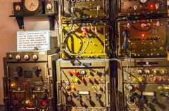 Hack Green Secret Nuclear Bunker, Radio transmitters and receivers