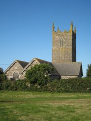 Sennen parish church (c) Rod Allday