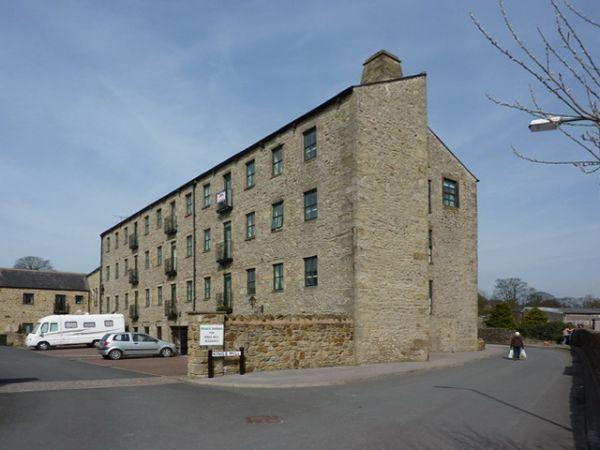 The Former Kings Mill C Alexander P K Settle