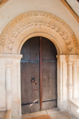 12th century doorway