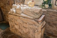 Edward of Middleham tomb