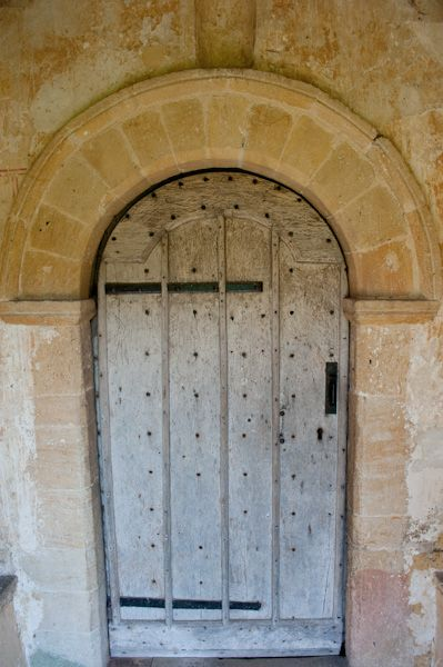 Shorncote, All Saints Church photo, South door