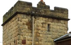Shrewsbury Town Walls Tower, The tower top