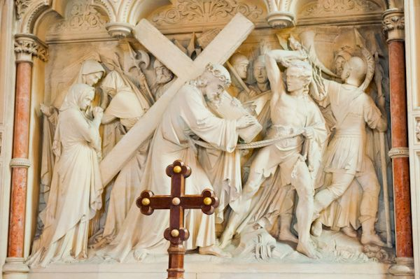 South Tidworth, St Mary's Church photo, Reredos