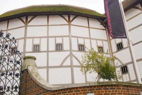 globe theatre london shakespeare - Shakespeare Lebenslauf