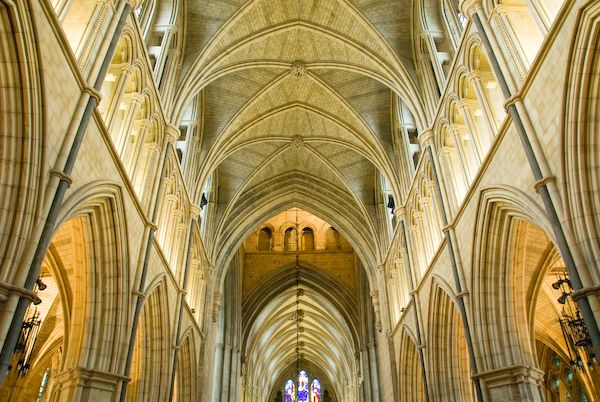 Southwark Cathedral photo, The Nave