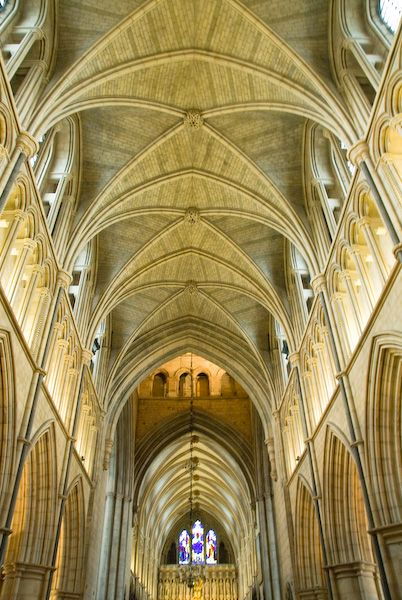 Southwark Cathedral photo, Cathedral Nave