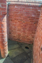 The outdoor privy