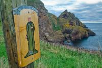 St Abb's Head, Site of St Ebba's nunnery?