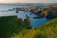 St Abb's Head, St Abbs harbour