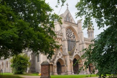 St Albans Cathedral, Hertfordshire