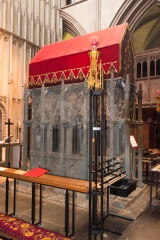 St Alban's shrine