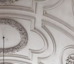 St Andrew-by-the-Wardrobe, Plasterwork ceiling restoration