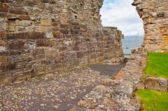 St Andrews Castle, Seaward defenses