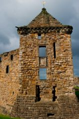 St Andrews Castle, The Fore Tower
