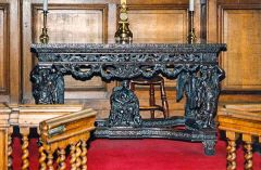 The ornate altar (c) John Salmon